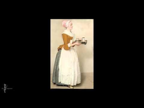 Jean Étienne Liotard - Das Schokoladenmädchen