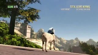 Goat Simulator - How to Unlock Bring a Towel - Xbox One/PS4