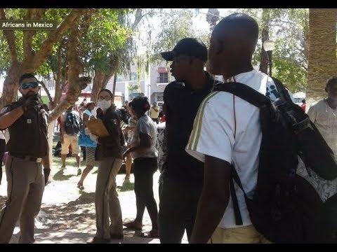 350 Congolese Migrants Arrive in San Antonio