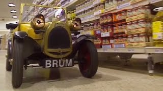 Brum 208 | BRUM AND THE SUPERMARKET | Kids Show Full Episode