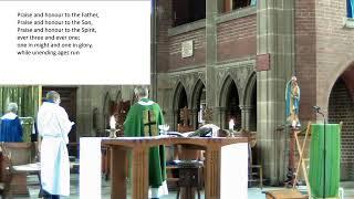 St Andrew's Parish Eucharist – Sunday 22nd August 2021 – 'Trinity 12'