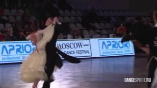 Виеру Федор - Маслова Анна, Final Tango
