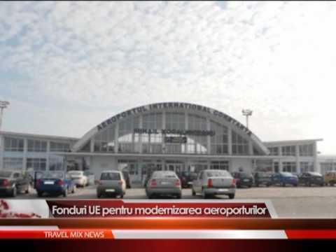 Fonduri UE pentru modernizarea aeroporturilor