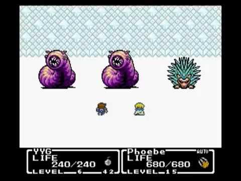 [TAS] SNES Final Fantasy Mystic Quest 100%