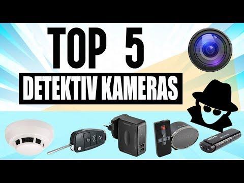 Top 5 Detektiv Überwachungs Kameras auf Amazon im Test 2019!