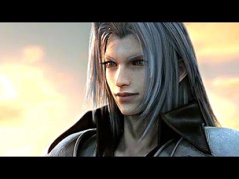 Sephiroth vs. Genesis vs. Angeal (Crisis Core: Final Fantasy VII) 4K