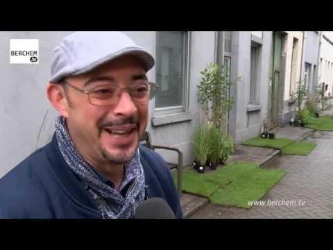 Buurt tekent mee aan tuinstraten van Oud-Berchem