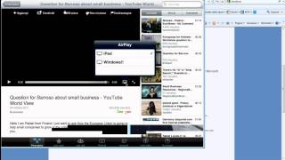 AirPlay su PC Windows