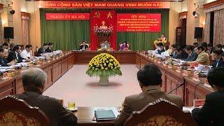 Quảng Trị khởi công công trình chào mừng kỷ niệm 110 năm Ngày sinh Tổng Bí thư Lê Duẩn