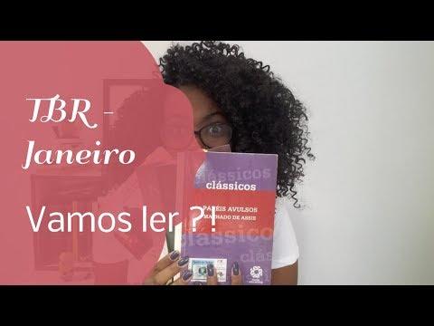 TBR DO MÊS ? JANEIRO DE 2018 | Reticências