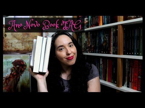 Ano Novo Book TAG (2021) | Raíssa Baldoni
