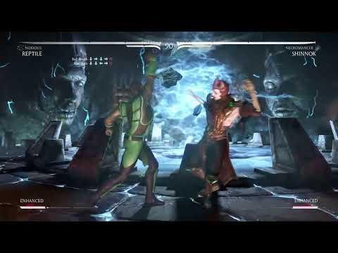 Mortal Kombat X CHILL Stream doods ack ack ack ack ack