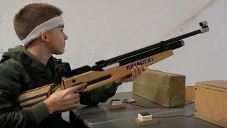Репортаж с турнира по стрельбе, посвященного Дню защитника отечества