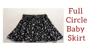 I made full circle umbrella skirt in just 5 minutes! Extremely simple & easy   Fashion Updates
