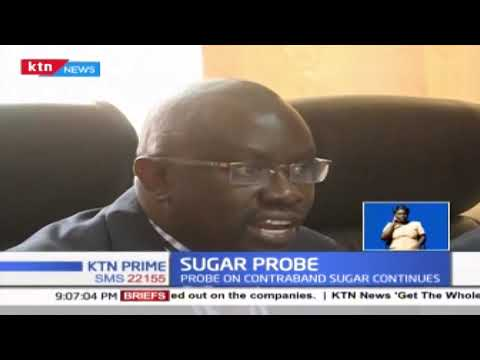 Jayanti Patel wants sugar importation limited and restricted to Kenya National Trading Corporation