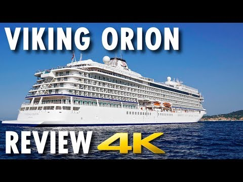 Viking Orion Tour & Review ~ Viking Ocean Cruises ~ Cruise Ship Tour & Review [4K Ultra HD]