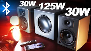 The Sound of 125W SUBWOOFER + 60W SPEAKERS -- wavemaster FUSION