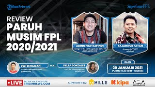 Super Game FPL: Review Perjalanan Paruh Musim FPL 2020/2021
