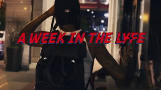 Young M.A - A Week In The Lyfe (Part 1)