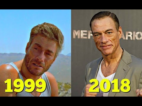 Jean-Claude Van Damme INFERNO 1999 Cast Then and Now