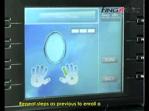 i-Kiosk 100 Plus_04-Administrator Enrollment.mp4