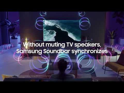 Samsung Television QE75Q60AAUXXU - Black Video 1