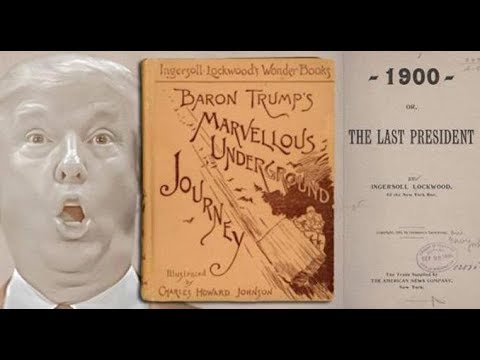 Book From 1800's Predicts Trump Will Be 'The Last President'