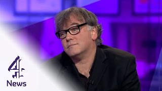 on the future of comedy | Channel 4 News