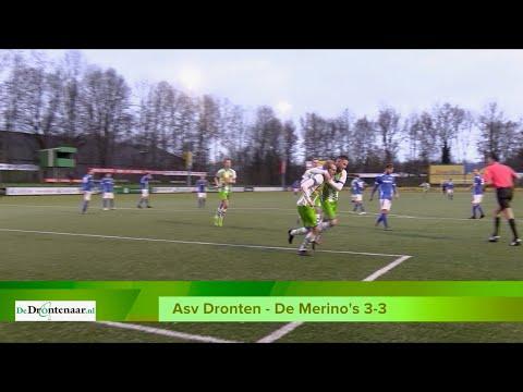VIDEO | Asv Dronten-keeper Bindenga streeft nog steeds naar in ieder geval een periodetitel