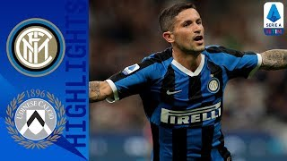 Inter 1 0 Udinese | Sensi The Difference As Sanchez Debuts | Serie A