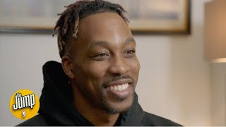 Dwight Howard's exclusive interview: Redemption with the Lakers, pursuing an NBA title   The Jump