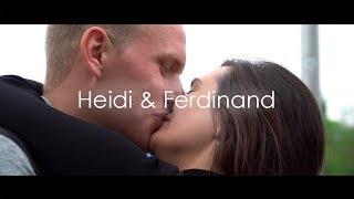 Ferdinand & Heidi - Huwelijksaanzoek Euromast 2017