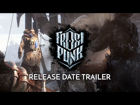 Frostpunk Steam Key GLOBAL - video trailer
