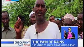 Wajir and Mandera counties feel the pain of the rains