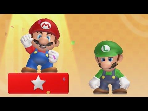 New Super Mario Bros U - Coin Battle