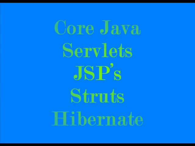 Java Training and Certification Institutes in Hyderabad
