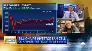 SPAC craze is mostly 'rampant speculation' similar to the dotcom boom: Billionaire investor Sam Zell