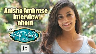 Anisha Ambrose interview about Fashion Designer s/o Ladies Tailor