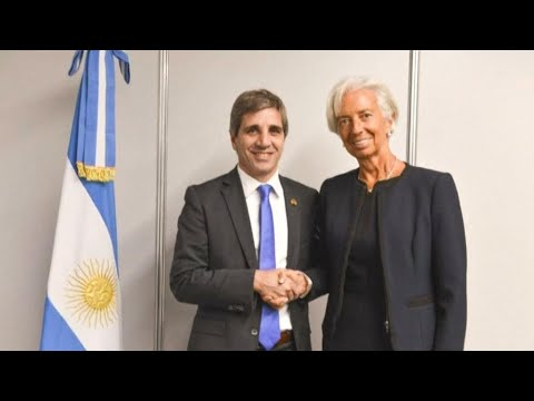 Argentina close to bailout deal as central bank chief quits