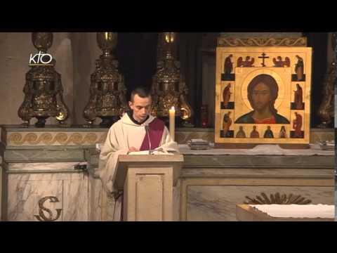 Vêpres et Eucharistie du 21 mars 2015