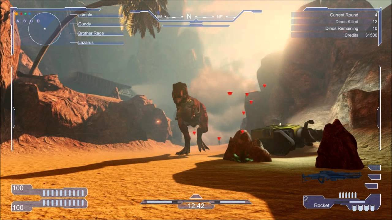 Dinsaurs? Jetpacks? This New Shooter Has Them Both.