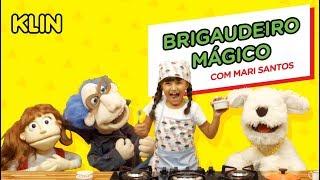 Brigadeiro mágico com Marianna Santos - Aventuras do Klin
