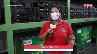 INAC INAUGURA O 1º CRC DO RIO DE JANEIRO