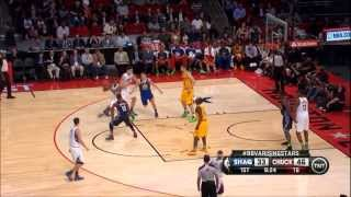 2013 BBVA Rising Stars Challenge Best Plays