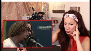 Vocal Coach REACTS To CHRIS CORNELL  Nothing Compares 2 U (Prince Cover)