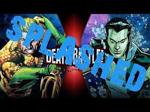 Aquaman vs Namor DEBUNKED!