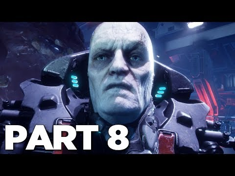 RAGE 2 Walkthrough Gameplay Part 8 - GENERAL CROSS (Story Campaign)