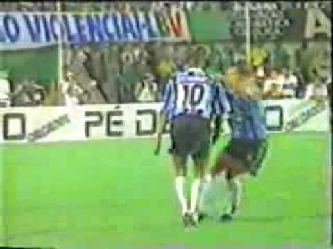 """""""Querência Amada - Grêmio 1996!!!!"""" Barra: Geral do Grêmio • Club: Grêmio • País: Brasil"""