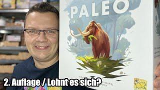 Paleo 2. Auflage und Video Teil 2 (Hans im Glück/asmodee) - Lohnt sich das (jetzt) das Kennerspiel?