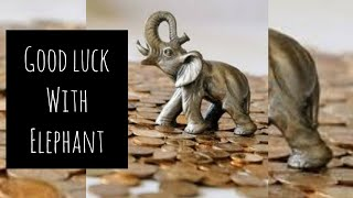 HOW TO PLACE ELEPHANT STATUE FOR GOOD LUCK